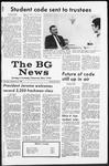 The BG News September 26, 1968