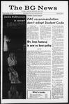 The BG News September 27, 1968