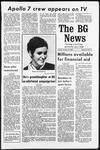 The BG News October 15, 1968