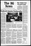 The BG News October 16, 1968