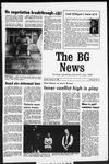 The BG News October 17, 1968