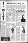 The BG News October 22, 1968