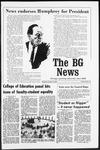 The BG News October 23, 1968