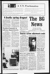 The BG News October 24, 1968