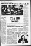 The BG News October 25, 1968