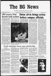 The BG News October 31, 1968