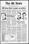 The BG News November 5, 1968