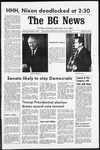 The BG News November 6, 1968