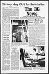 The BG News November 8, 1968