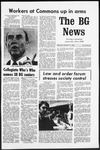 The BG News November 13, 1968