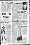 The BG News November 14, 1968