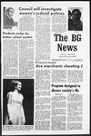 The BG News November 15, 1968