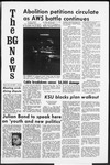 The BG News November 19, 1968