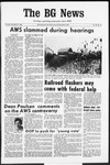 The BG News November 21, 1968
