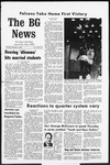 The BG News December 3, 1968