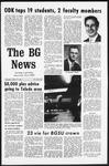 The BG News January 15, 1969