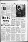 The BG News January 16, 1969