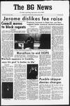 The BG News January 22, 1969