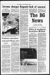 The BG News January 24, 1969