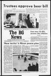 The BG News January 28, 1969