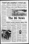 The BG News January 31, 1969