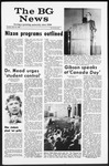 The BG News April 15, 1969