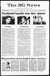The BG News May 1, 1969