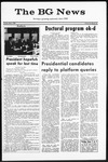 The BG News May 6, 1969