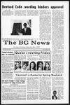 The BG News May 8, 1969
