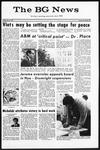 The BG News May 9, 1969