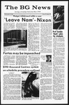 The BG News May 15, 1969