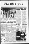 The BG News May 20, 1969