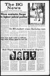 The BG News May 22, 1969