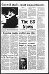 The BG News May 23, 1969