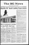 The BG News May 27, 1969