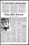 The BG News June 3, 1969
