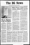 The BG News October 1, 1969