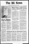 The BG News October 1, 1969