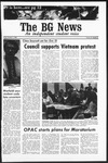 The BG News October 3, 1969