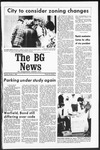 The BG News October 7, 1969