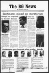 The BG News October 9, 1969