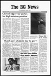 The BG News October 10, 1969