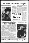 The BG News October 14, 1969