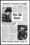 The BG News October 14, 1969
