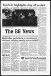 The BG News October 16, 1969
