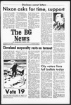 The BG News November 4, 1969