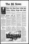 The BG News November 5, 1969