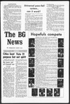 The BG News November 6, 1969