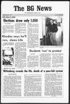 The BG News November 7, 1969