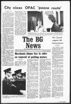 The BG News November 12, 1969